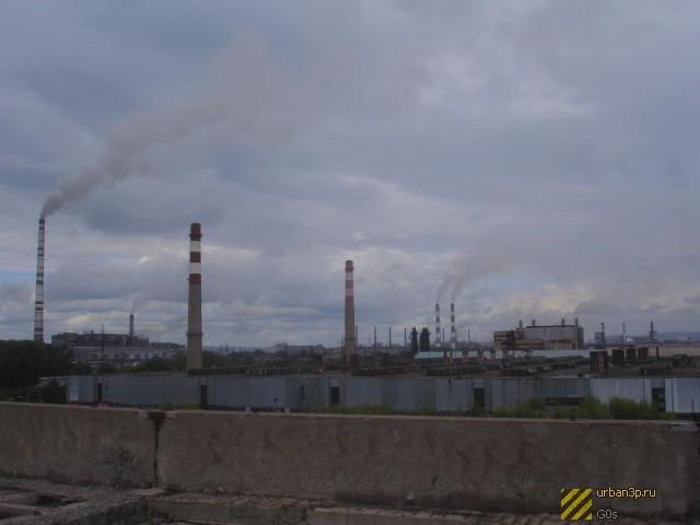 Мрачные панорамы ЗСМК