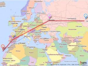 Сколько лететь до аликанте из санкт петербурга