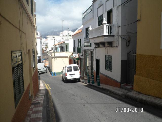 Городские улочки на Тенерифе