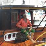 Пиратское судно FlipperUno